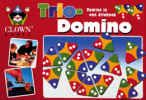 Trio Domino - Clown Games